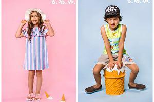 Nowa letnia kolekcja 5.10.15. Wygodne ubrania dla chłopców i dziewczynek