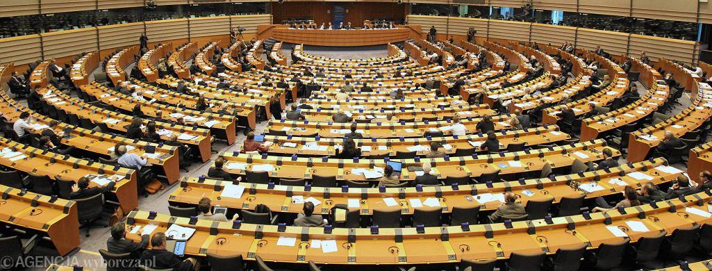 Siedziba Parlamentu Europesjkiego