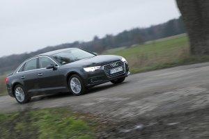 Audi A4 Limousine Ultra 2.0 TFSI   Pierwsza jazda   Rewolucji nie będzie