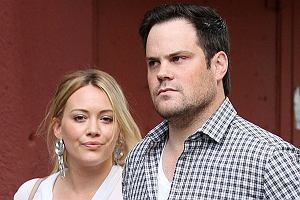 Hilary Duff i Mike Comrie