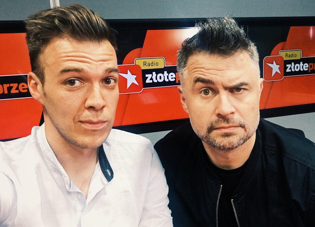 Kamil Baleja i Igor Kwiatkowski
