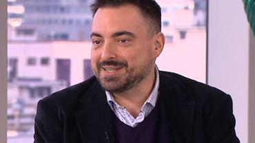 Tomasz Sekielski w 'Dzień dobry TVN'