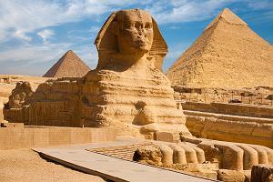 """Turysta wspiął się na piramidę w Gizie. Został surowo ukarany. """"Trudno opisać to, przez co przechodziłem"""""""