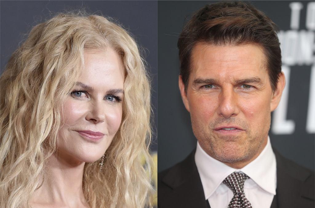 Tom Cruise i Nicole Kidman