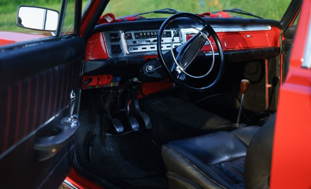Fiat 125p R32 Coupe