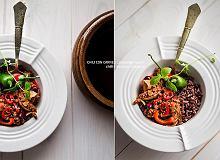 Chili con carne z czerwonym ryżem - ugotuj