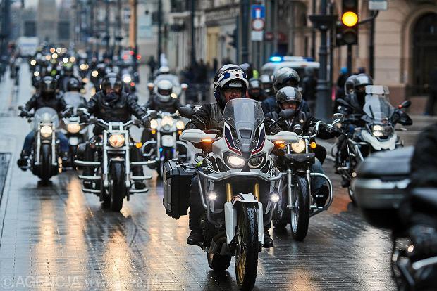 Koniec sezonu motocyklowego w Łodzi