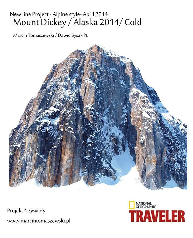 Mount Dickey
