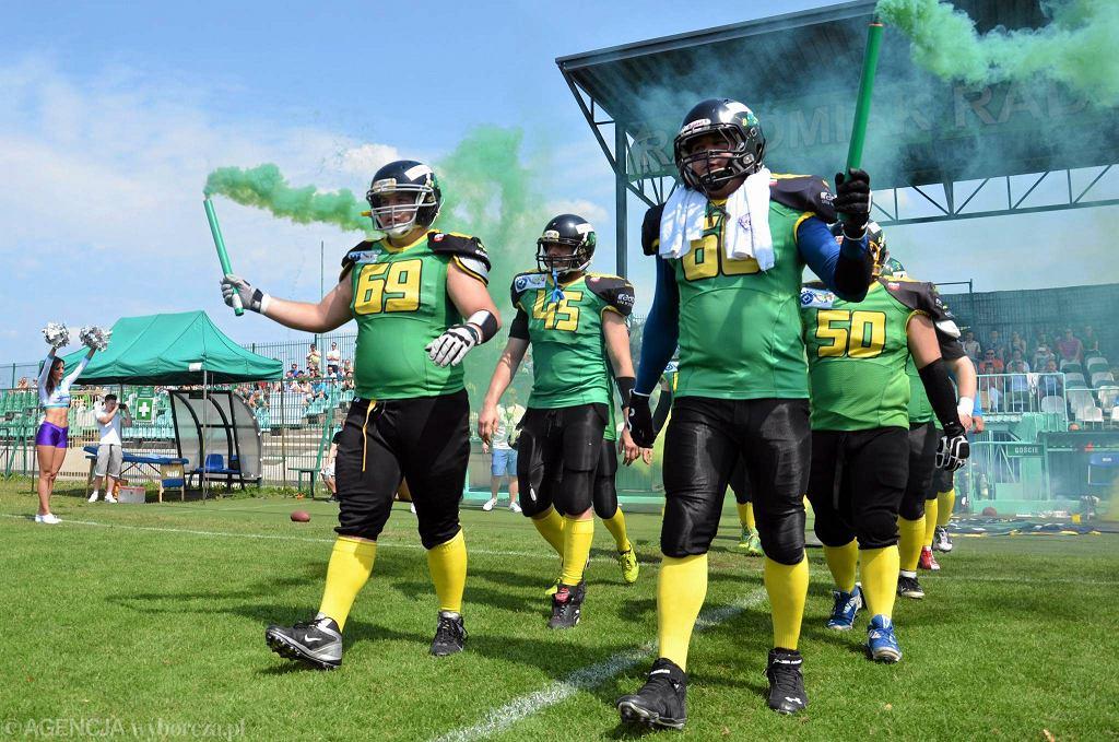 futbol amerykański, Green Ducks Radom