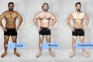 Tak wygląda idealne ciało na różnych kontynentach