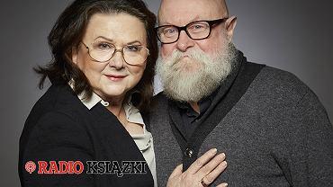 Lucyna Kirwil i Jerzy Bralczyk