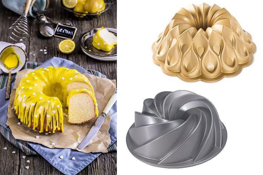Formy na ciasta i babki