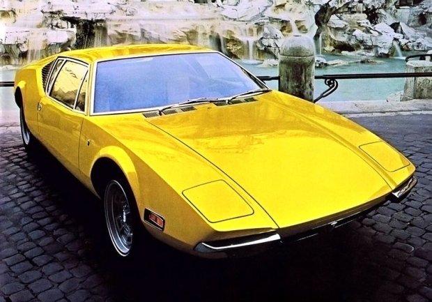 De Tomaso Pantera z 1970
