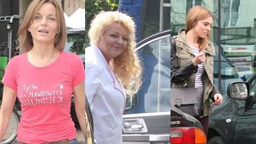 Małgorzata Foremniak, Magda Gessler, Kasia  Tusk.