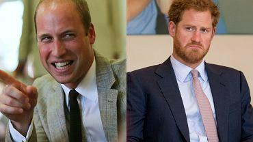 """Książę William w dzieciństwie był faworyzowany, Harry'ego traktowano jako powietrze. """"Zawsze był gorszy od swojego brata"""""""