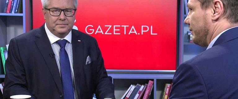 Czarnecki ironizuje: Sprawa majątku Morawieckiego łączy ponad podziałami
