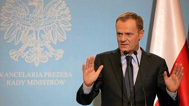 Tusk: Dziś nie powtórzyłbym słów z 2007 roku, drwiących z polityki fotoradarowej rządu PiS