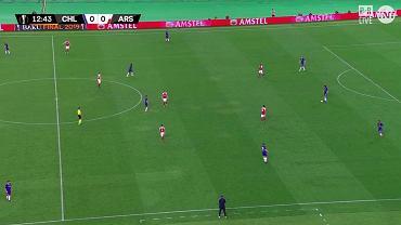 Chelsea - Arsenal w finale Ligi Europy