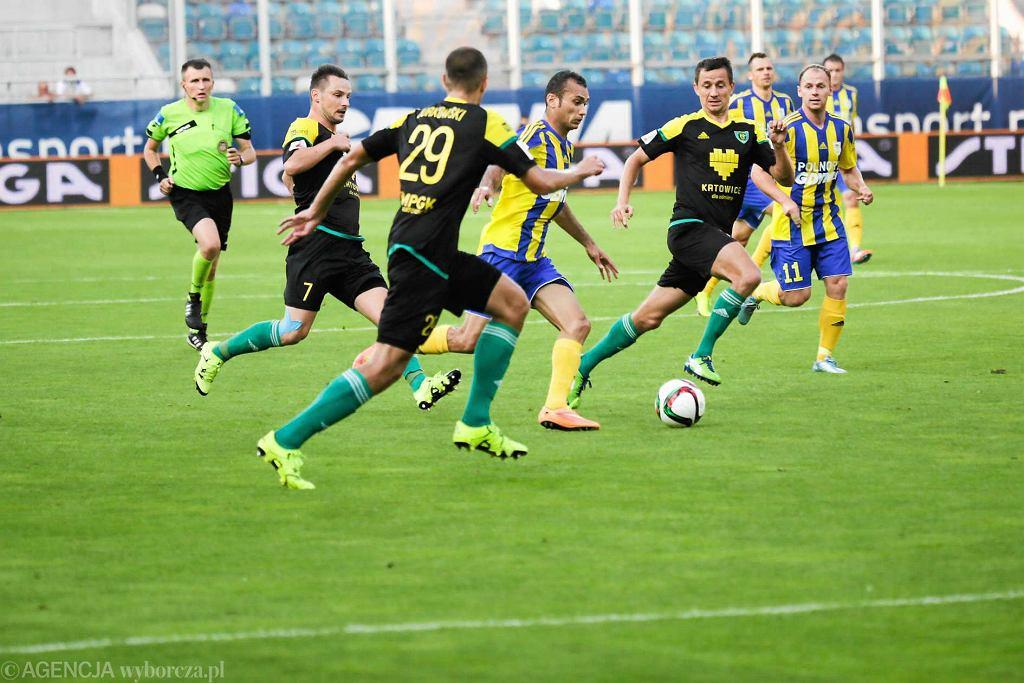 Arka Gdynia - GKS Katowice 1:0