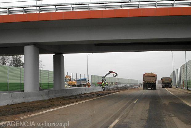 Otwarto nowy odcinek drogi S8 pod Łodzią