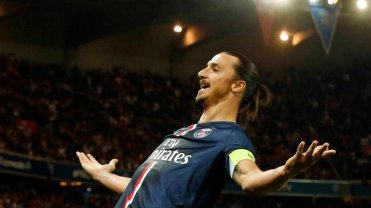 Zlatan czarował kibiców swoimi zagraniami