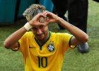"""Mistrzostwa Świata w piłce nożnej, półfinały. Neymar: Będę jednym spośród 200 milionów kibiców """"Canarinhos"""""""