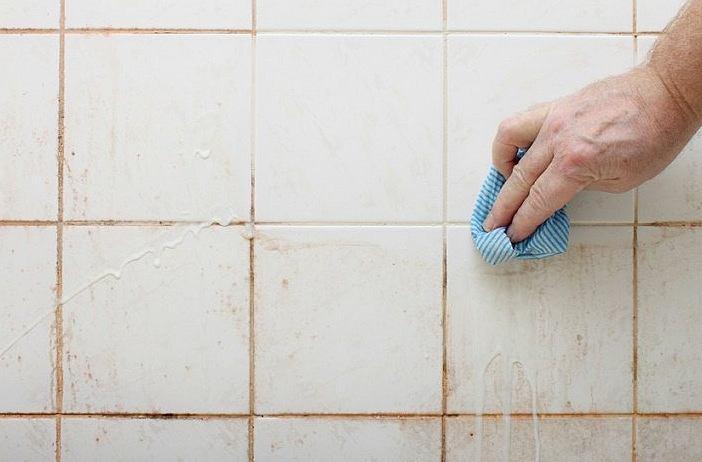Czyszczenie łazienki