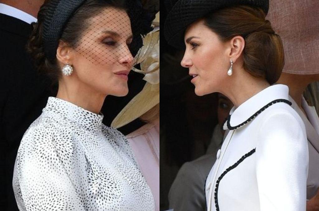 Królowa Letycja, księżna Kate