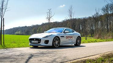 Jaguar F-Type, Panek Carsharing