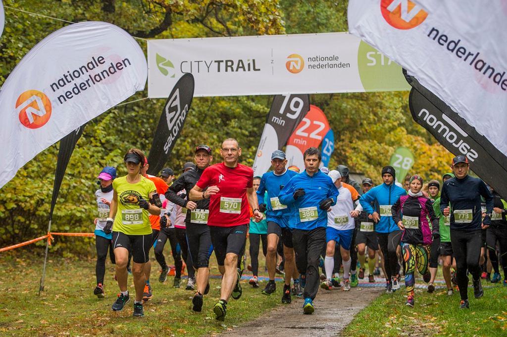 City Trail - biegi przełajowe dla każdego