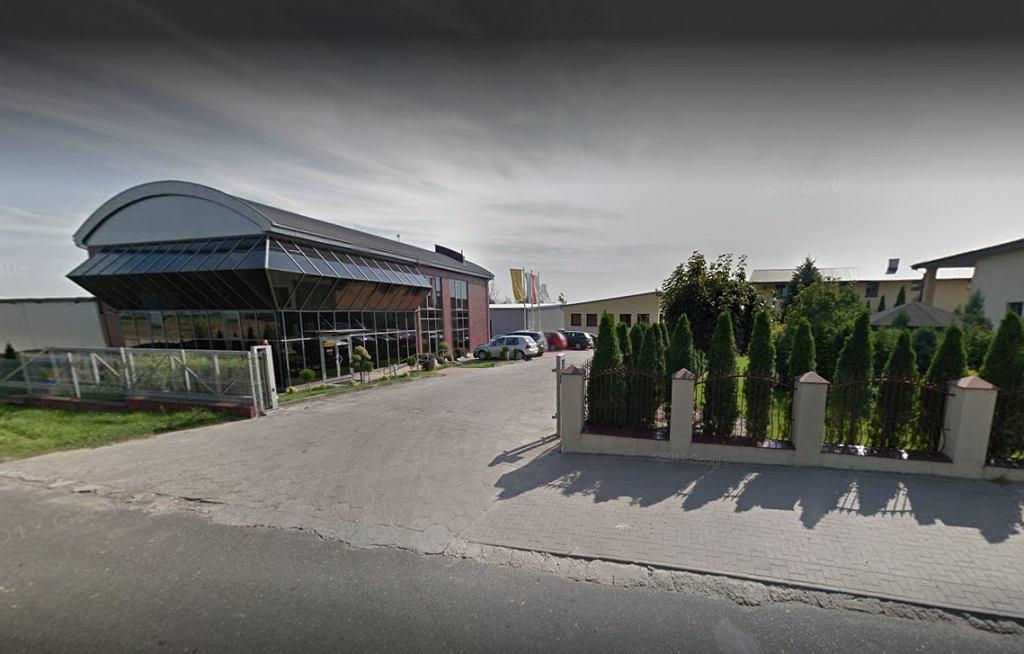 Fabryka mebli w powiecie kępińskim