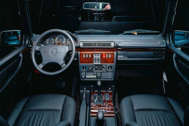 Mercedes Klasy G 1990