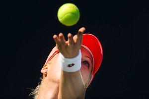US Open. Urszula Radwańska w drugiej rundzie