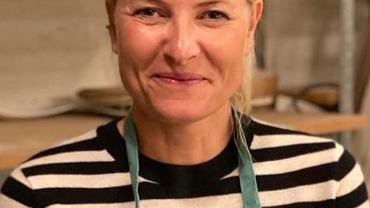 Księżna Norwegii poszła na kurs ceramiki