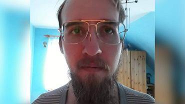 Zaginiony 21-letni Błażej Lepiarczyk
