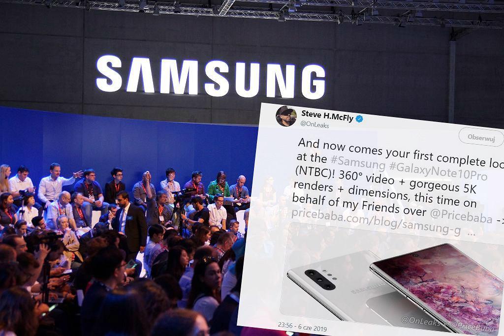 Samsung szykuje kolejnego króla smartfonów?