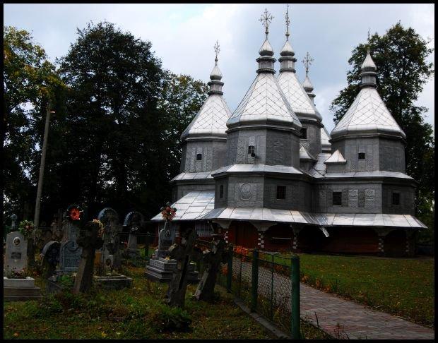 Srebrna cerkiew w Wierbiążu; fot. Dominika Węcławek