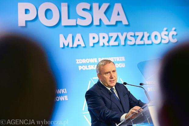 Wybory samorządowe 2018. Konwencja Koalicji Obywatelskiej w Operze Krakowskiej.