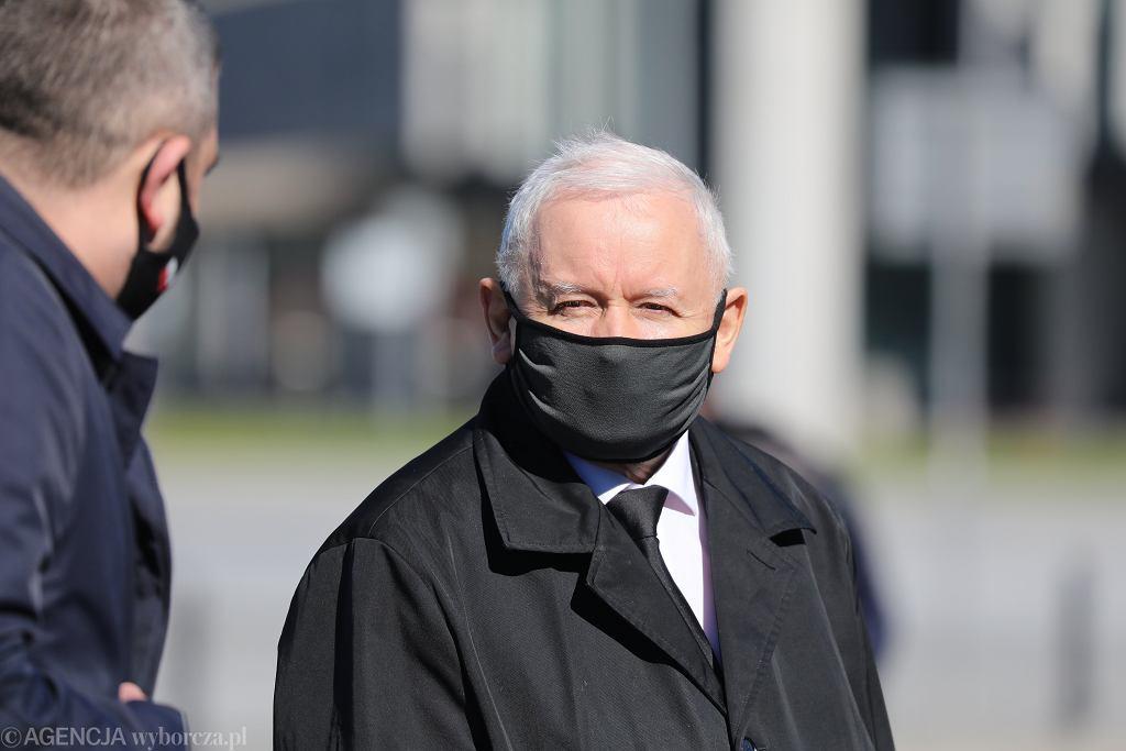 Komisja Etyki Poselskiej zajęła się wnioskiem o ukaranie Jarosława Kaczyńskiego