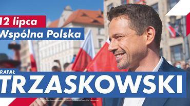 Billboard - Rafał Trzaskowski