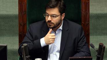 Wicemarszałek Sejmu Stanisław Tyszka