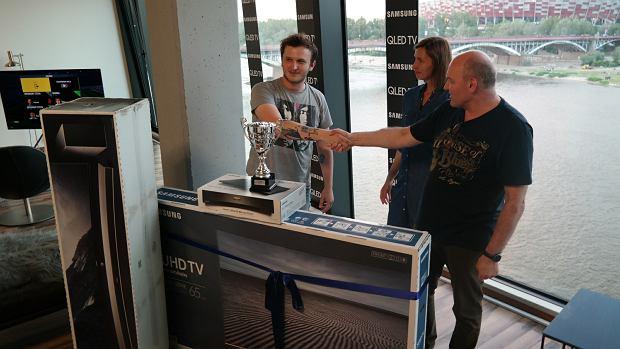 Samsung QLED Cup - LOGO rządzi w Warszawie!