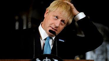 Premier Boris Johnson