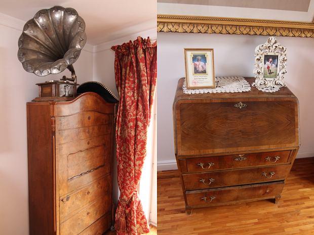 Zdjęcie numer 11 w galerii - Odeta Moro pokazała dom. Jest pełen oryginalnych i wiekowych dodatków.  Nigdy nie zgadniecie, co postawiła w łazience