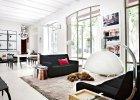 Wnętrza: apartament w dawnej manufakturze szkła