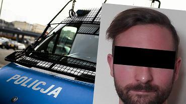 Policja zatrzymała Daniela D.