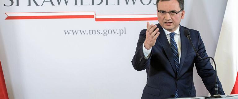 Zbigniew Ziobro zabiera głos w sprawie afery Łukasza Piebiaka