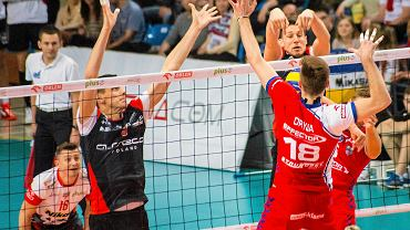 Asseco Resovia - Effector Kielce 3:0 (mecz nr 2 play-off)