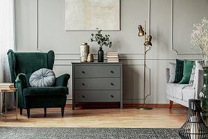 Modne i stylowe fotele uszaki