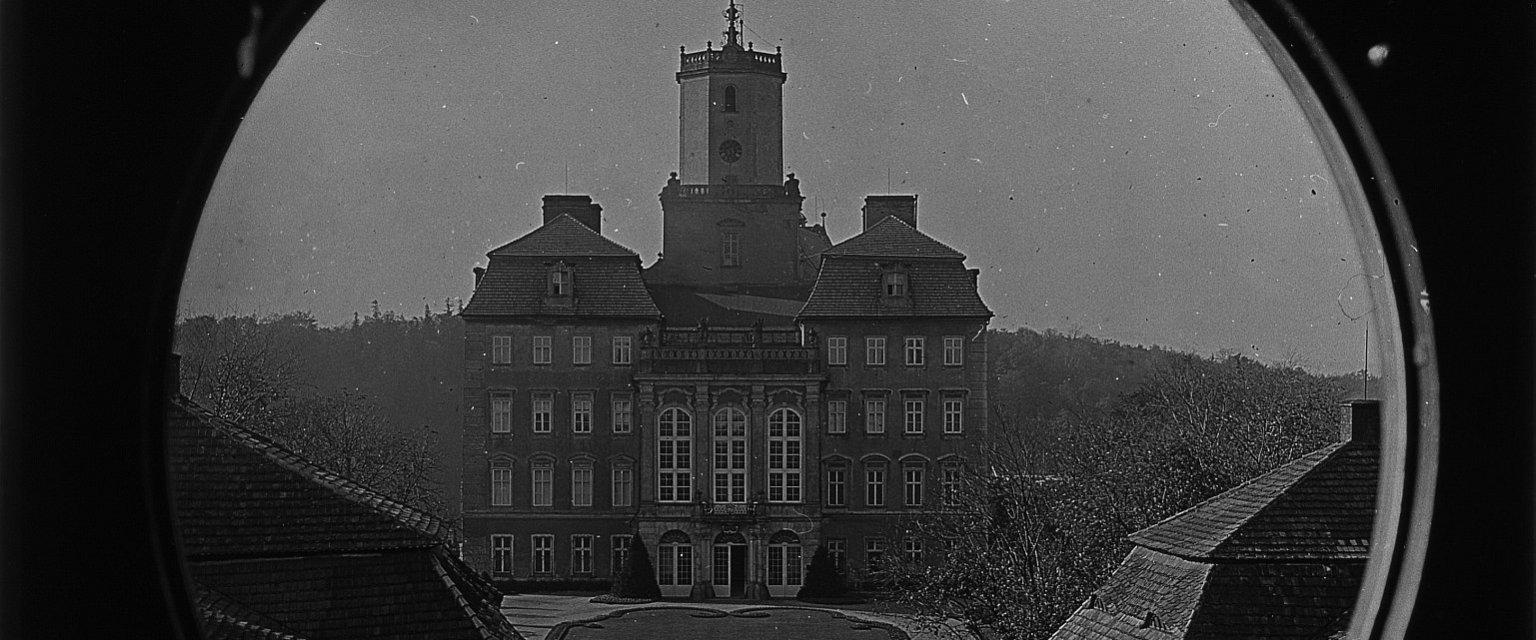 Zamek Książ (fot. Louis Hardouin)